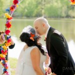 Rebecca and Matt - a spring wedding at Montague Lake Raleigh NC